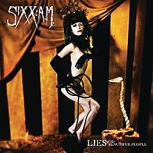 Lies Of The Beautiful People (Single) - Sixx A.M.