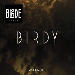 Words (Blonde Remix) - Birdy