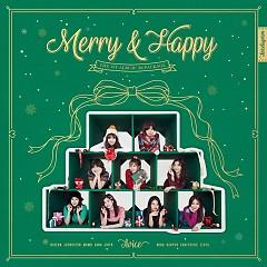 Merry & Happy (Repackage)