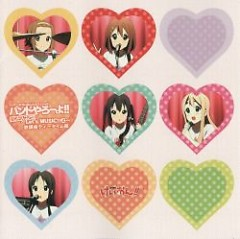 TV Animation K-ON!! Official Band Yarou yo!! ~Let's MUSIC!! 3~ CD2