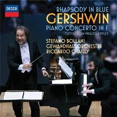 Gershwin - Rhapsody In Blue & Piano Concerto In F
