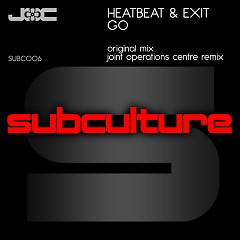 Go (Single) - Heatbeat,EXIT TRANCE PRESENTS