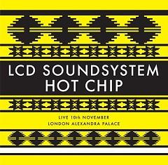 Live 10th November London Alexandra Palace (CD1) - Hot Chip
