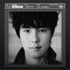 He (Single) - Kim Dong Wan