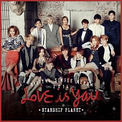 Starship Planet 2014 - K.will,SISTAR,Boyfriend