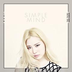 Simple Mind (Pre-Release Single) - Lim Kim