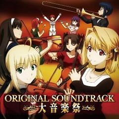 Carnival Phantasm Original Soundtrack CD2