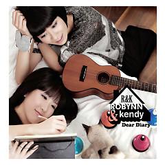 Dear Diary - Robynn & Kendy