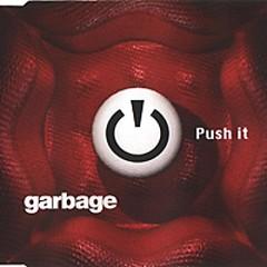 Push It (UK) (CD Maxi) - Garbage