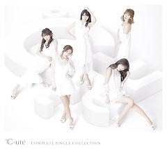 Complete Single Collection CD1 - C-ute