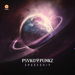 Spaceship (Single) - Psyko Punkz