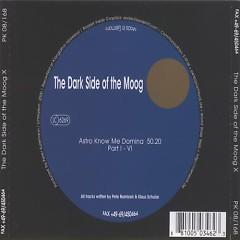 The Dark Side Of The Moog X - Klaus Schulze,Pete Namlook