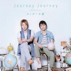 Journey Journey ~Bokura no Mirai~ (Type A + TakiTsuba Shop Limited Edition)  - Tackey & Tsubasa