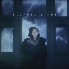 BLURRED LINES (Single) - Cheetah, Hanhae (Phantom)