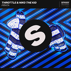 Piñata (Single) - Throttle, Niko The Kid