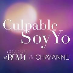 Culpable Soy Yo (Single) - José Luis Rodriguez, Chayanne