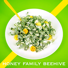Honey Family Beehive Project Vol.3