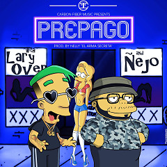 Prepago (Single) - Lary Over, Ñejo