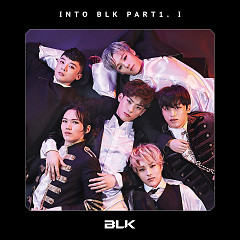 Into BLK Part1 'I' (Mini Album) - BLK