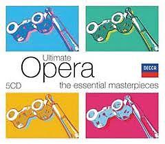 Ultimate Opera CD1 - Various Artists
