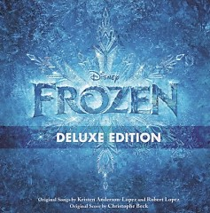 Frozen OST (CD1)