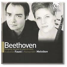 Beethoven Complete Sonatas For Piano & Violin CD4