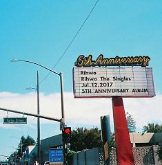 Rihwa The Singles
