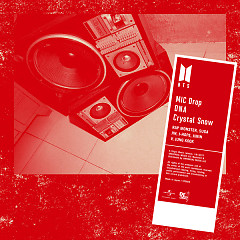 MIC Drop / DNA / Crystal Snow (Japanese) (Single) - BTS