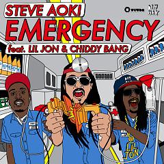 Emergency [Remixes] - EP - Steve Aoki,Lil Jon,Chiddy Bang