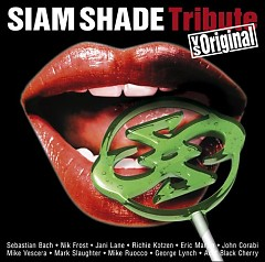 Siam Shade Tribute vs Original (CD1)