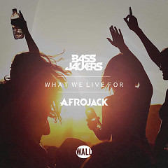 What We Live For (Single)