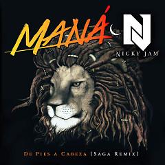 De Pies A Cabeza (Saga Remix) (Single)