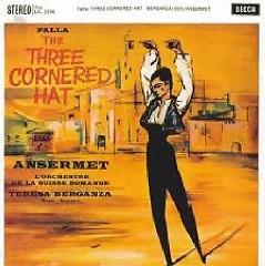 Decca Sound CD 1 - Ernest Ansermet - Falla & Debussy - Ernest Ansermet,Orchestre de la Suisse Romande