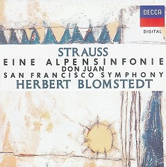 Decca Sound CD 7 - Herbert Blomstedt - Richard Strauss No. 1 - Herbert Blomstedt,San Francisco Symphony