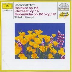 Brahms - Fantasien Op. 116, Intermezzi Op.117, Klavierstucke Op.118 & 119 CD 1