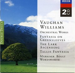 Vaughan Williams Orchestral Works CD 1
