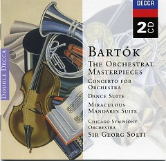 Bartok The Orchestral Masterpieces CD 1 No. 2