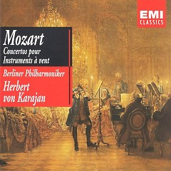Mozart - Concertos For Woodwind Instruments CD 2