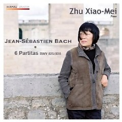Bach - Six Partitas BWV 825 - 830 CD 2 No. 2 - Zhu Xiao-Mei