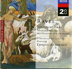 Ravel Orchestral Works CD 2 - Ernest Ansermet