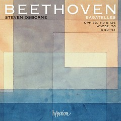 Beethoven - Bagatelles CD 1