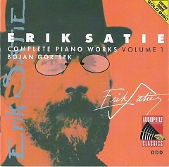 Bojan Gorisek - Erik Satie - Complete Piano Works CD 5 No. 4 - Erik Satie