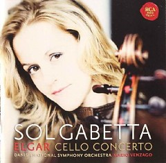 Elgar - Cello Concerto CD 2 - Sol Gabetta