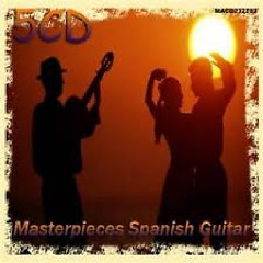 Masterpieces Of The Spanish Guitar Collection - Spanish Guitar Gold Collection CD 2 - Various Artists