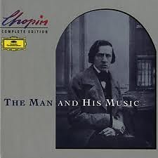 Frederic Chopin: The Complete Edition – The Man And His Music CD 1