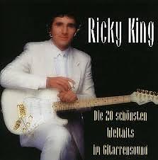 Die 20 schönsten Welthits Im Gitarrensound (CD 1) - Ricky King