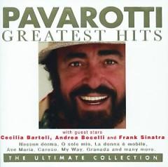 Pavarotti - Greatest Hits CD 2 (No. 2) - Luciano Pavarotti