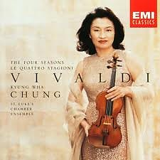 Antonio Vivaldi - The Four Seasons - Kyung-wha Chung