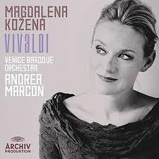 Vivaldi - Opera & Oratorio Arias - Magdalena Kozena