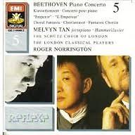 Beethoven Piano Concertos 5 (No. 1)